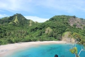 pantai Koka dari ketinggian